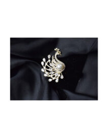 Beautiful-Peacock-Ring-Designed-Delicately-With-White-Stones-And-A-Pearl-Which-Will-Definitely-Impress-Your-Loved-Ones