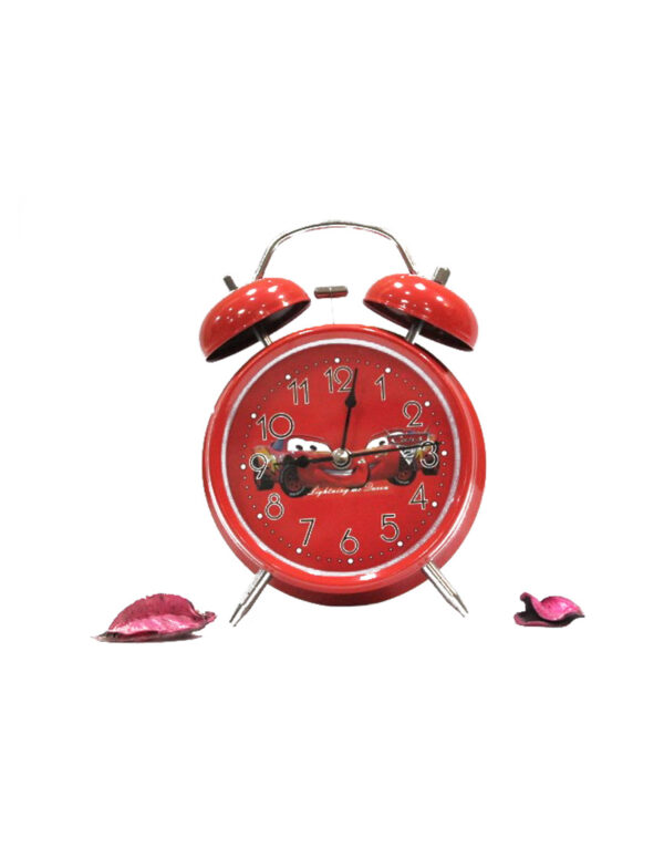 Cars-Vintage-Twin-Bell-Analog-Table-Alarm-Clock.