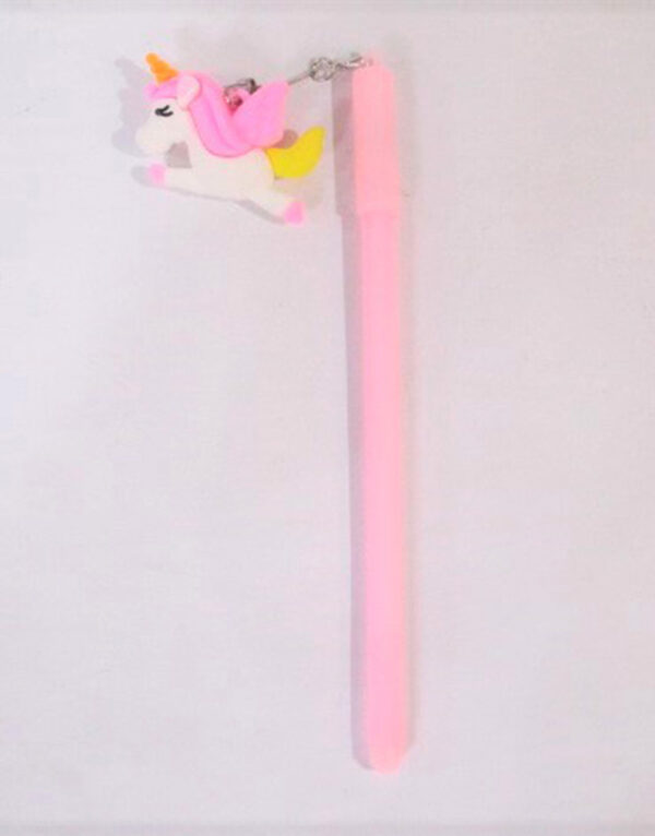 Unicorn-Gel-Pen-With-Keychain-Best-Gift-For-Kids.