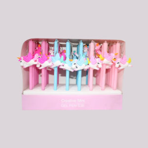 Unicorn-Gel-Pen-With-Keychain-Best-Gift-For-Kids.1