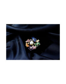 Unique-Butterfly-ring,-Nature-inspired-ring-in-Multicolor-for-nature-lovers.