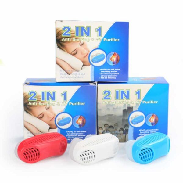 2 In One Anti Snoring and air purifier