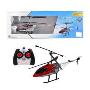 3.5 Mini Cruise RC Helicopter