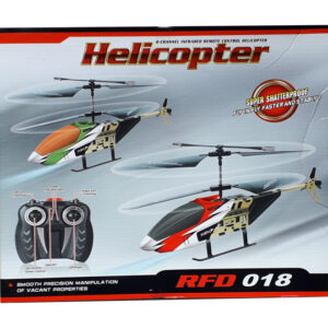 Rongfuda Remote Control Rechargeable Helicopter