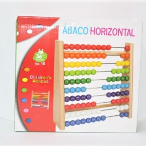 Abaco Horizontal Children's Abacus For Kids