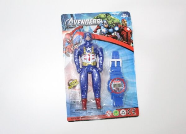 Avengers Hero And Watch For Kids
