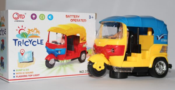 Tricycle Battery Operated.