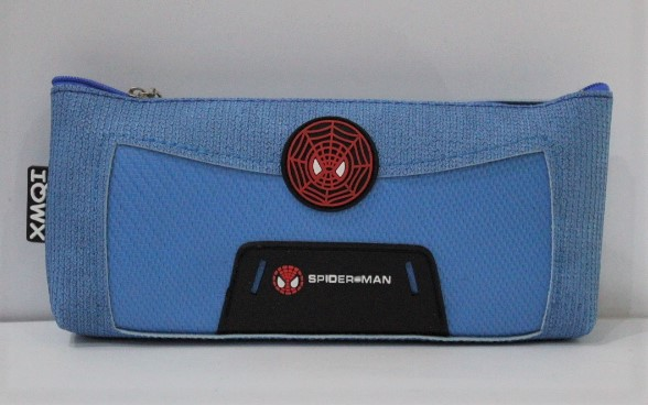 Spiderman Pencil Case Stationery Pouch Cosmetic Bag.
