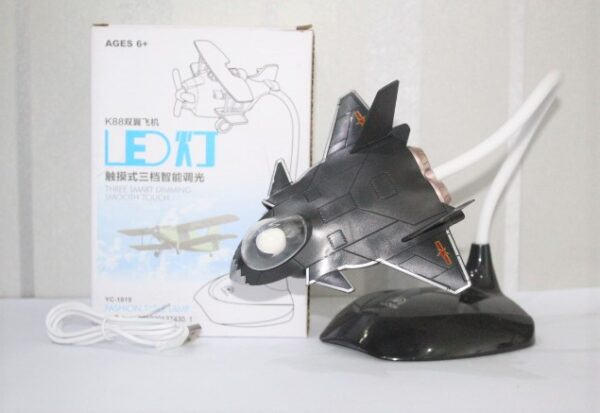 Led Three Smart Dimming Smooth Touch Plane Style best Gift Table Lamps.