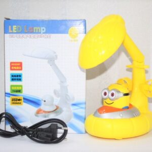 Led Doraemon And Minions Three Smart Dimming Smooth Plane Style best Gift Table Lamps.
