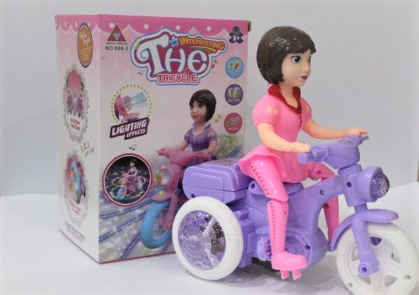 Interesting The Tricycle 360