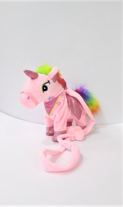 Electric Walking Unicorn Toy For Kids.