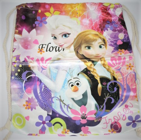 Back To School Frozen Bag Made In China 100 % polyester