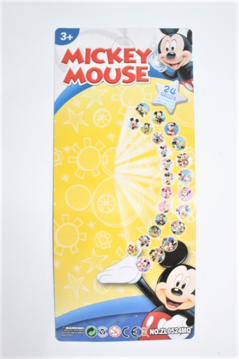 Mickey Mouse Project Watch 24 grids