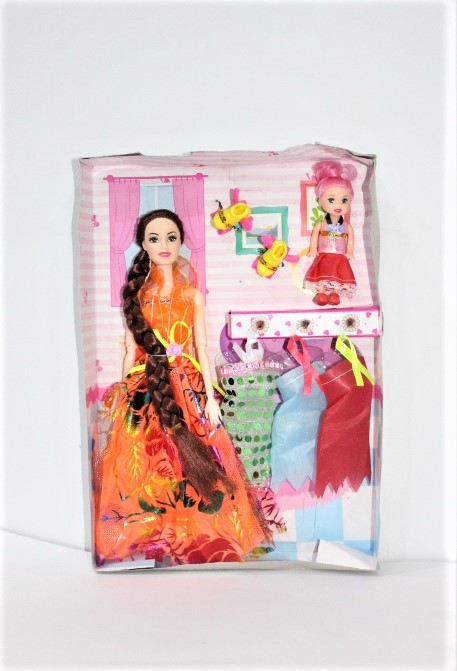 Barbie Doll Beauty Girls Collection.