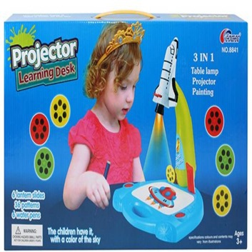 Planet of Toys Projector Learning Desk