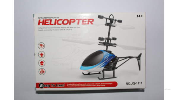 Rechargable Helicopter