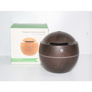 Essential Oil Diffuser for Aromatherapy colorful lights.