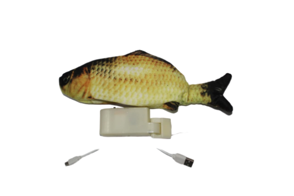 Moving Fish Toy