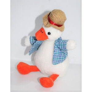 Stuff Talking Duck Chargeable With USB Wire For Kids.