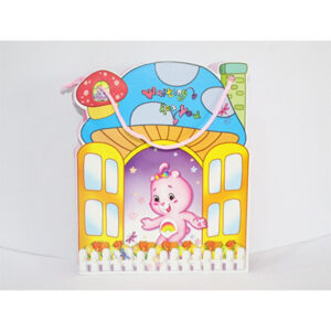 Beautiful Gift Box With Lock Diary For Kids.
