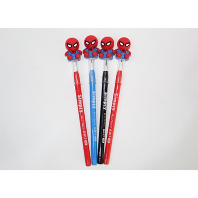 Spiderman Changing Lead Pencil For Kids.
