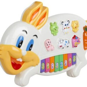 Rabbits Musical Piano with 3 Mode